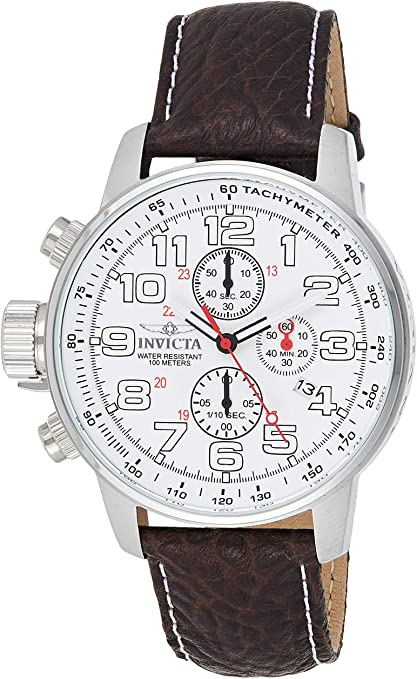"""Invicta """"Force Collection"""" Left-Handed Watch"""