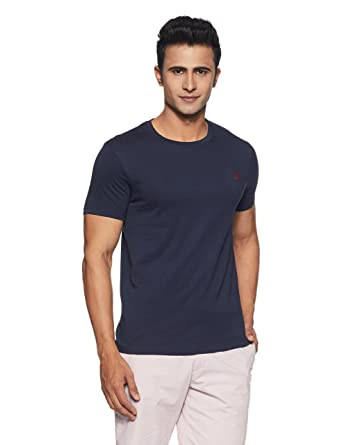 US Polo Assn. Men's Crew Neck Cotton T-Shirt (I030-195-