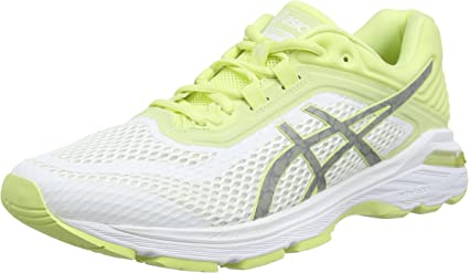 Asics GT 2000 6 Lite Show Womens Running Shoes White
