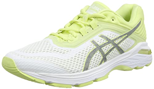 dd31cbdfce08d Amazon.com | Asics GT 2000 6 Lite Show Womens Running Shoes - White ...