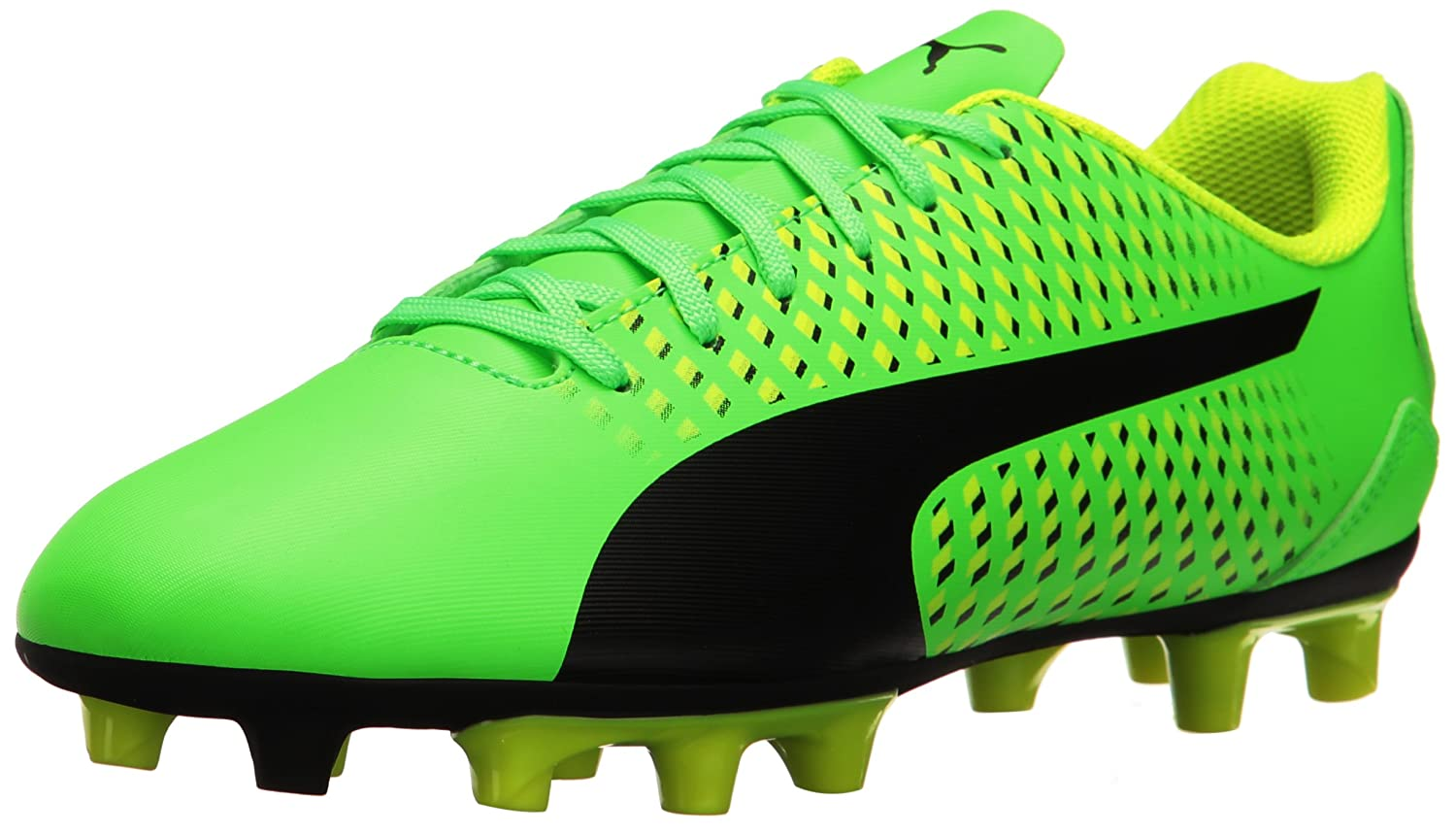PUMA メンズ B01LDVF64Y 12 D(M) US|Green Gecko-puma Black-safety Yellow Green Gecko-puma Black-safety Yellow 12 D(M) US
