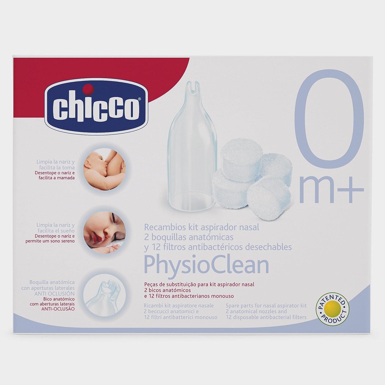 Chicco 67870500000 - Aspirador nasal: Amazon.es: Bebé