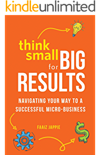 a57446b35a13d Think Small for Big Results  Navigating your way to a successful  micro-business