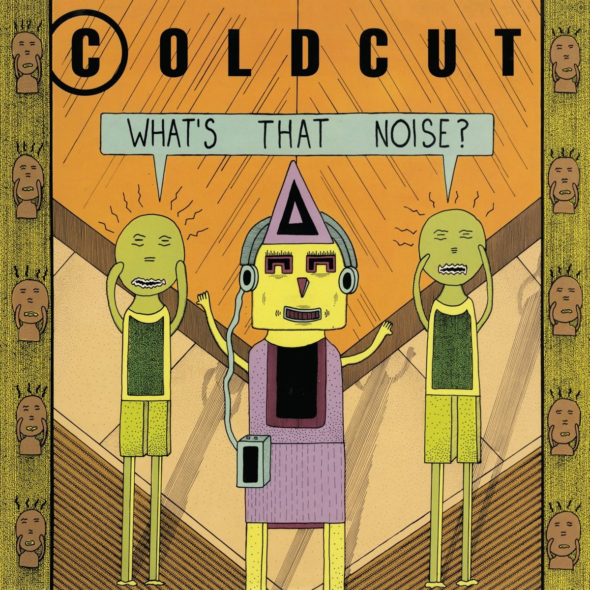 Coldcut - What\'s That Noise (United Kingdom - Import)