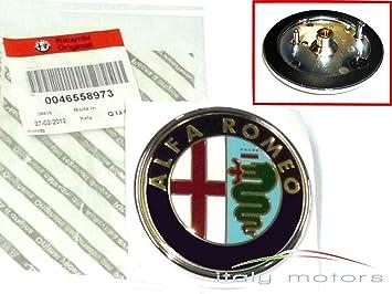 Alfa Romeo 50521448 - 46558973 Scudetto - Logotipo original (para ...