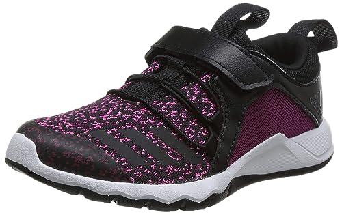 best sneakers 3fe4e 7a3b1 adidas Rapidaflex El K, Scarpe da Fitness Unisex-Bambini, Nero MagreaNegbás