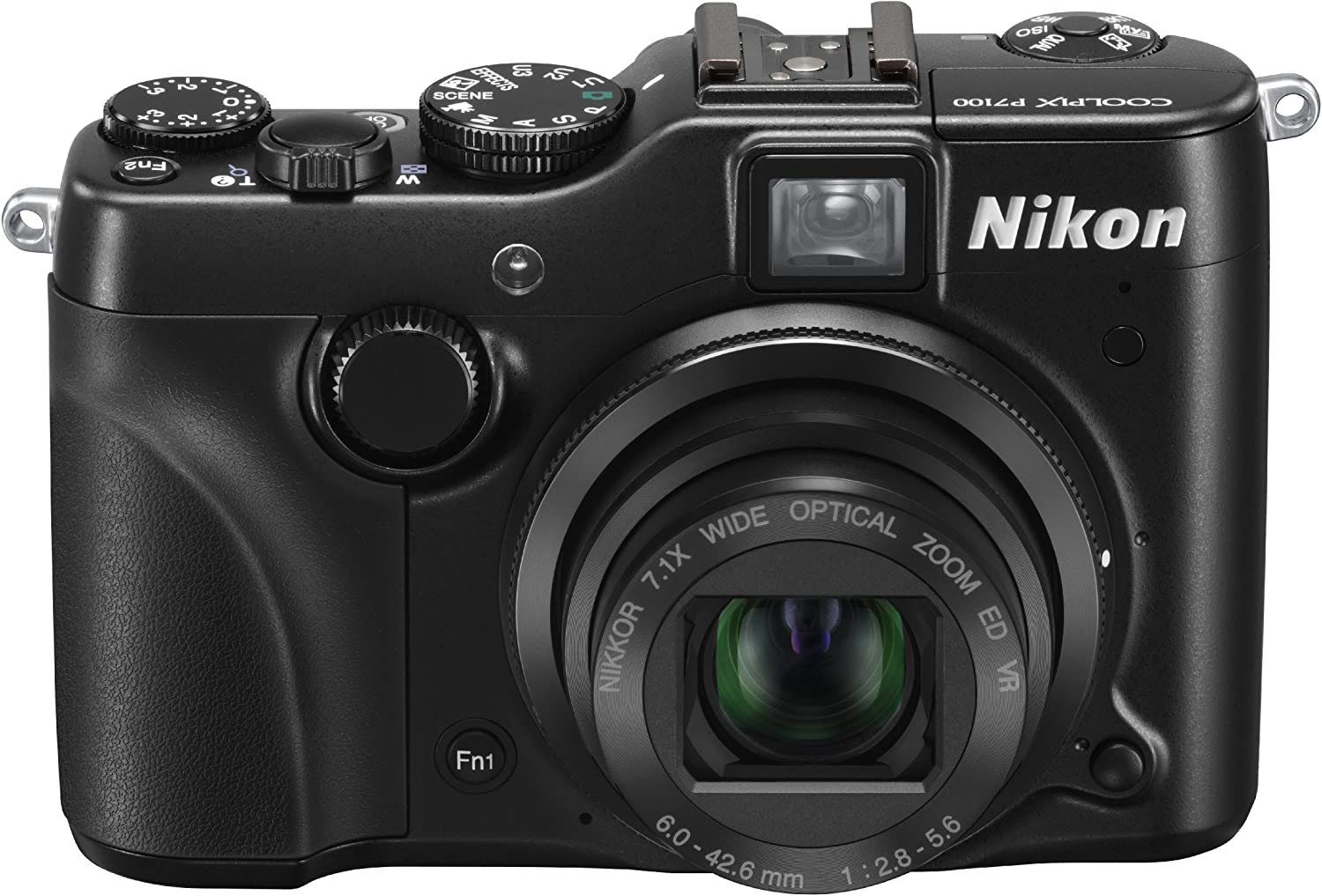 Nikon Coolpix P7100 - Cámara digital 10.1 Megapíxeles: Amazon.es ...