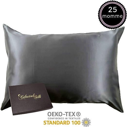 New King Silk Comfort Charmeuse Satin Pillowcase /& Sheet Set Good Value