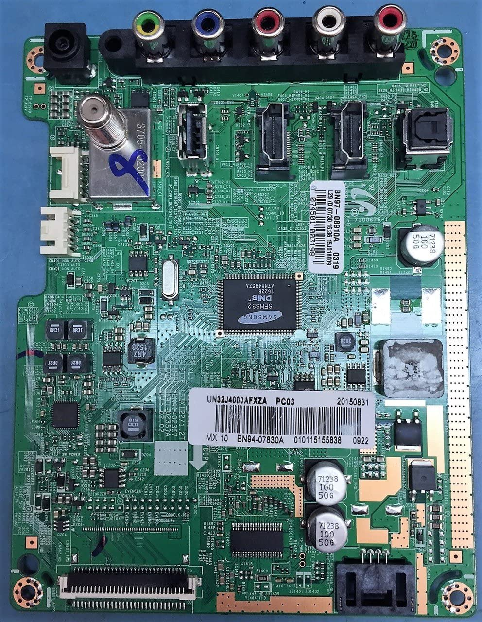 Samsung BN94-07830A Main Board for UN32J4000AFXZA