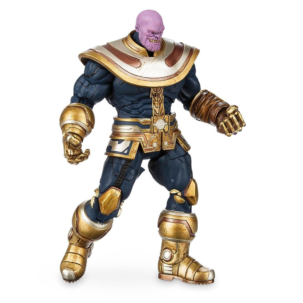 DIAMOND SELECT TOYS Avengers: Infinity War Marvel Select Thanos Action Figure [Avengers: Infinity War]