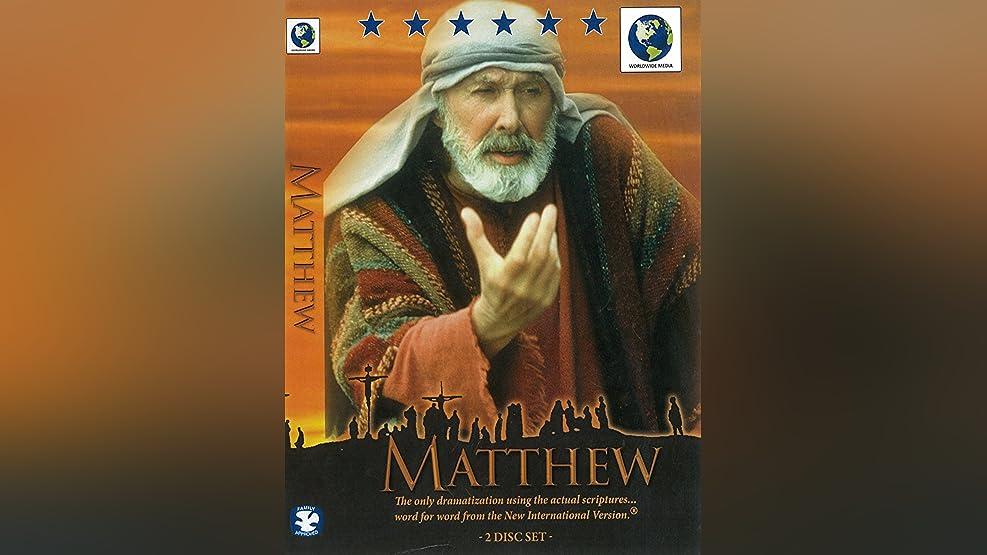 Visual Bible: Matthew - Volume 1