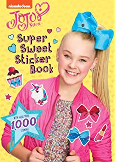 be you activity book jojo siwa buzzpop 9781499807325 amazon com