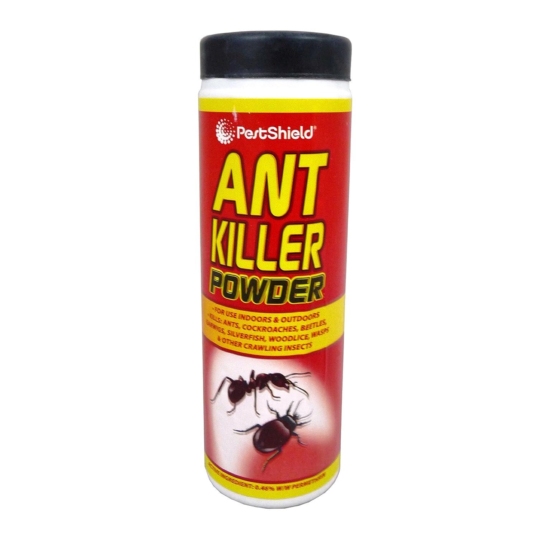 PestShield Ant Killer Powder Cockroaches Beetles Wasps Woodlice