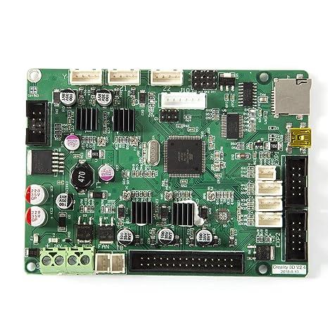 Z.L.FFLZ Piezas de Impresora 3D Accesorios de la Impresora Placa ...