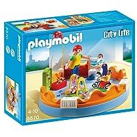 Playmobil 5570 - Jeu De Construction - Espace Crèche Avec Bébés