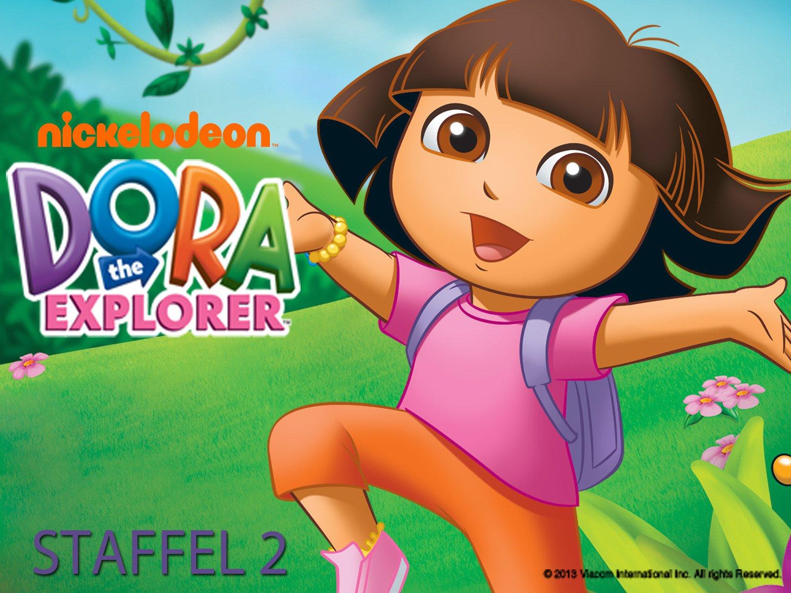 Dora The Explorer - Staffel 2 [dt./OV] online schauen und streamen ...