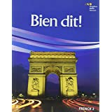 Bien dit!: Student Edition Level 2 2018 (French Edition)