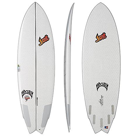 tabla de surf Lib tech round nose fish redux by Lost 5,8