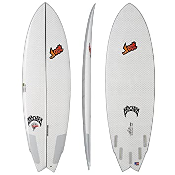 Lib Tech Tabla de Surf Round Nose Fish