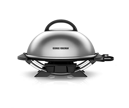 George Foreman Electric Grill GFO240S