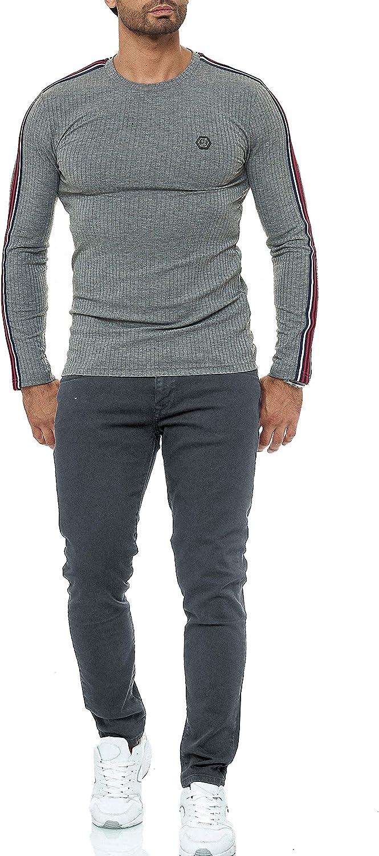 Redbridge Vaqueros Hombres Pantalones Denim Colored Slim Fit