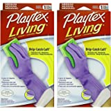 Playtex Living Gloves, Cxzop Medium - 2Pack (3 Pairs)