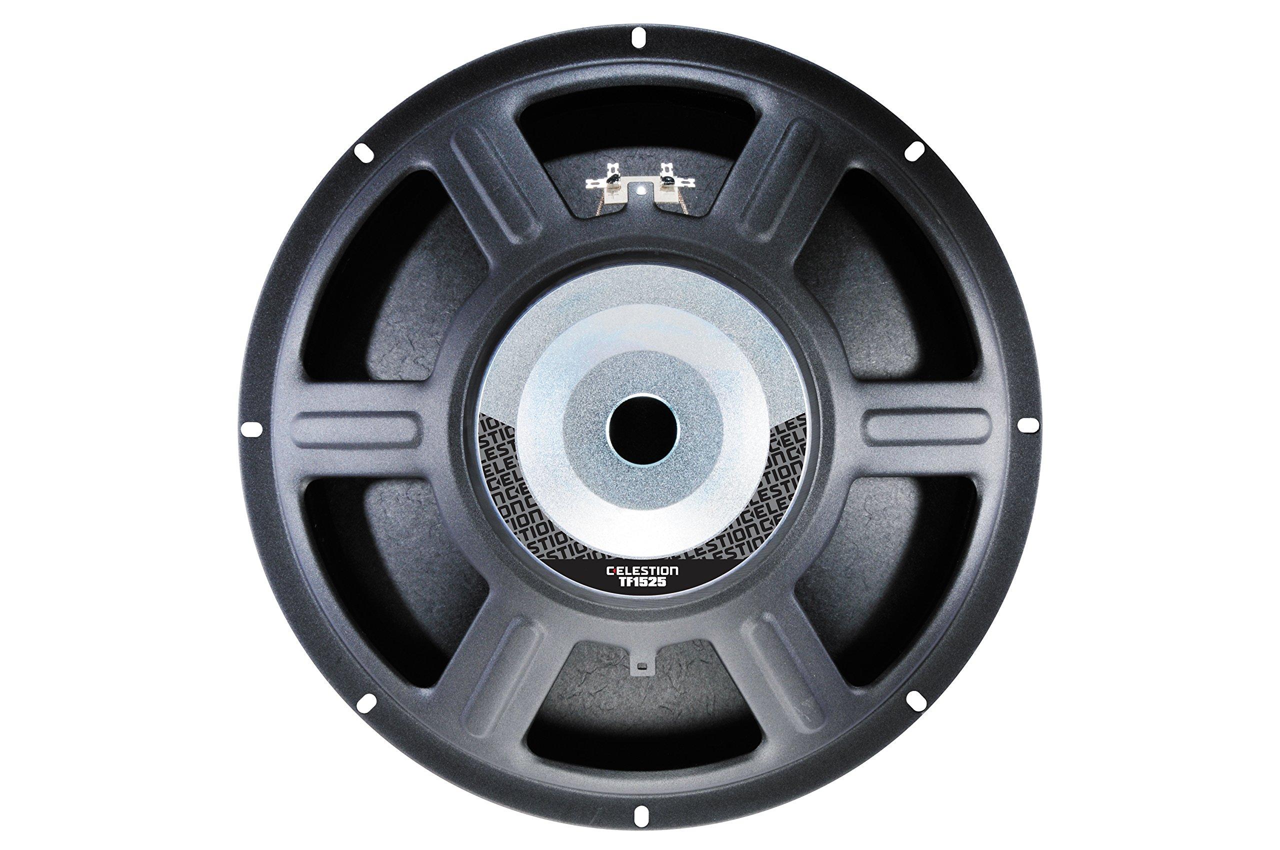 Celestion TF 1525 250 Watt Raw Frame Speaker 8 Ohm, 15 inch by CELESTION