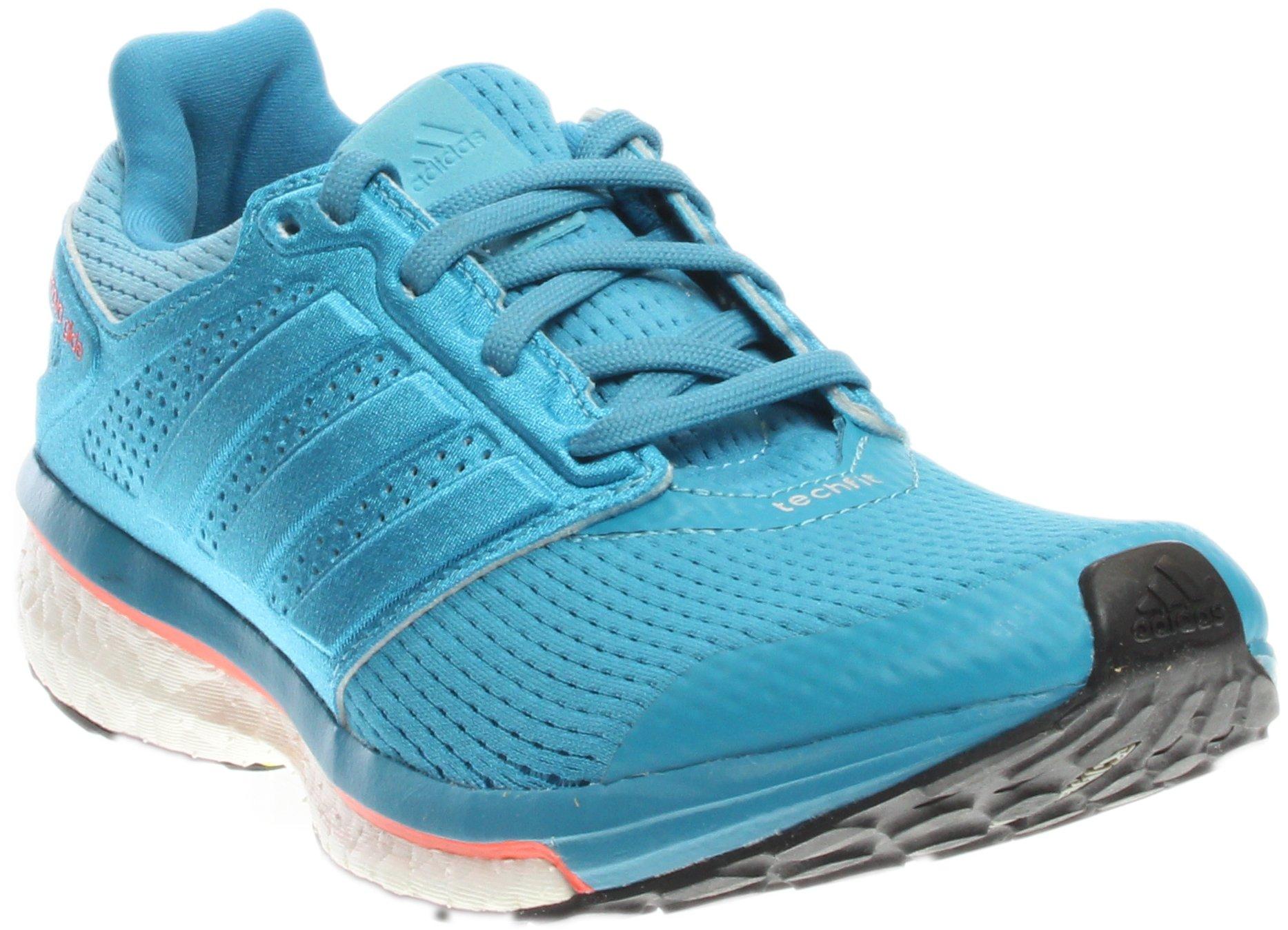 huge discount 568c1 75ba9 Galleon - Adidas Women s Supernova Glide 8 W Running Shoe, Craft F16 Craft  F16 Vapor Blue F16, 5 M US