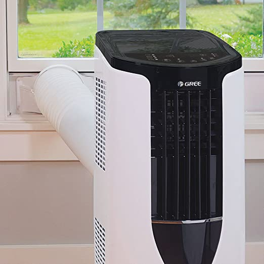 Beautiful Amazon.com: Gree 8,000 BTU Portable Air Conditioner (Certified  Refurbished): Home U0026 Kitchen
