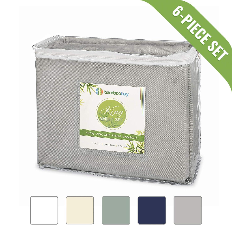 Bamboo Sheets - 100% Viscose from Bamboo Sheets King Size