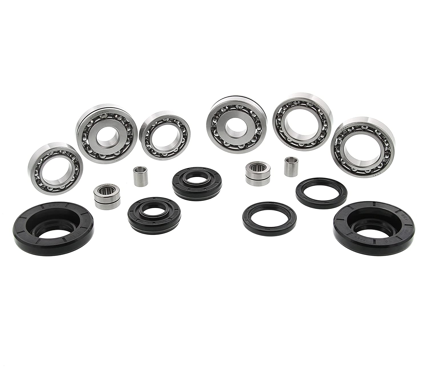 Honda Foreman 450ES /& 450S 1998-2001 Rear Differential Bearing and Seal Kit