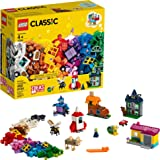 LEGO Classic Windows of Creativity 11004 Building Kit (450 Pieces)