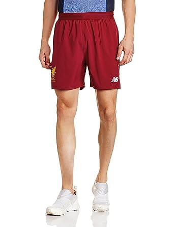 New Balance Liverpool FC Men's Home Shorts