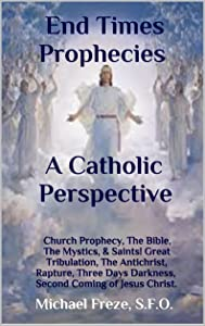 End Times Prophecies A Catholic Perspective: Church Prophecy, The Bible, The Mystics, & Saints! Great Tribulation, The Antichrist, Rapture, Three Days Darkness, Second Coming of Jesus Christ.