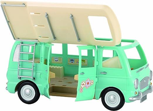 Sylvanian FAMILIES Gancio di traino per auto//camper per connettersi a caravan o roulotte