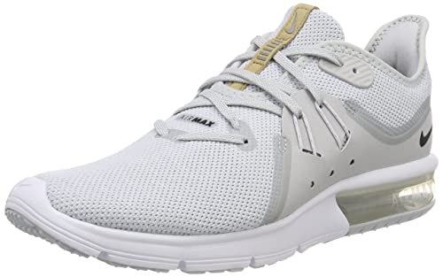 Nike Air MAX Sequent 3, Zapatillas de Gimnasia para Hombre: Amazon.es: Zapatos y complementos
