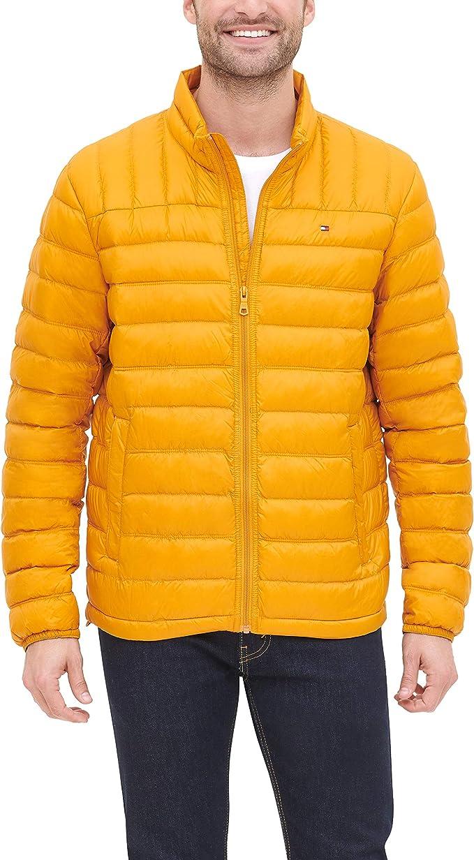 Tommy Hilfiger Packable Down Jacket (Men's Regular + Big & Tall Sizes)
