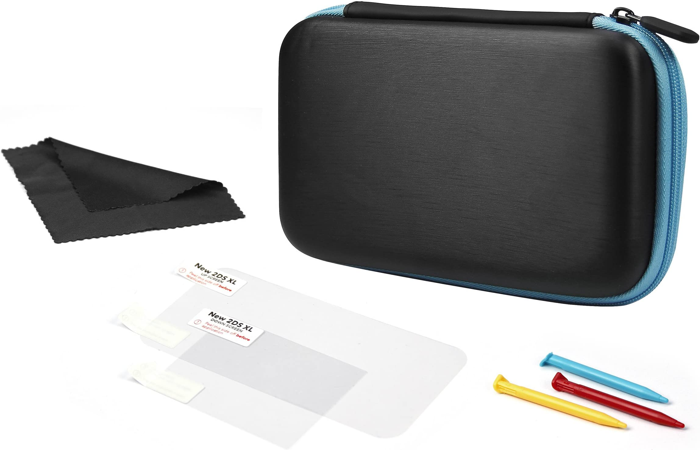 Amazon.com: Amazonbasics Carrying Case for New Nintendo 2DS ...