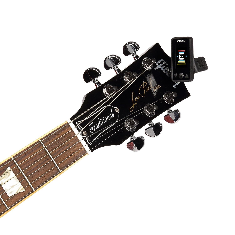 Planet Waves PW-CT-17BK - Afinador, Negro: Amazon.es: Instrumentos musicales