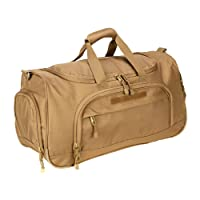 RXARMY Military Tactical Duffle Bag Gym Travel Hiking & Trekking Sports Bag with Shoes Compartment