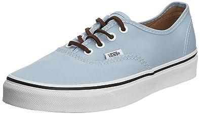 vans azules hombre authentic