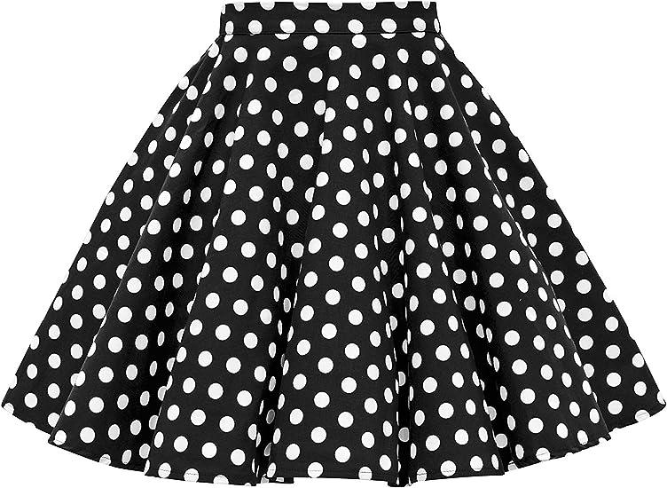 UK Vintage Kids Girls Sleeveless Print Floral Swing Skater Party Dress Age6-11Y