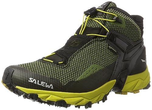 Salewa Men s Ms Ultra Flex Mid Gore-tex Low Rise Hiking Boots ... f08f0921cb6