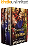 Chronicles Of A Highlander: A Historical Scottish Romance Collection (Lairds of Dunkeld Series) (English Edition)