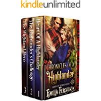 Chronicles Of A Highlander: A Historical Scottish Romance Collection (Lairds of Dunkeld Series)