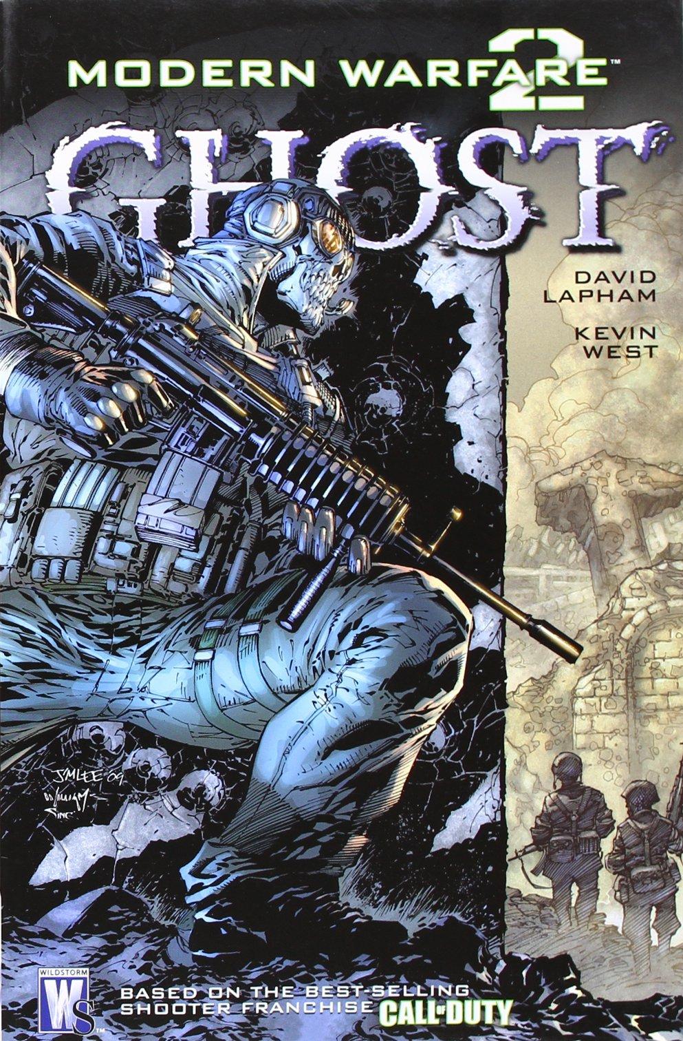 Modern Warfare 2: Ghost: David Lapham, Federicco Dallocchio ...