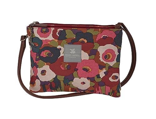 f896739e62 Quintessential Collier Campbell Columbia Road Cross Body Bag Ladies Handbag   Amazon.co.uk  Shoes   Bags