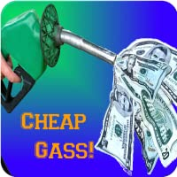 Buddy Gets You Cheap Gas Prices (no advertisements)