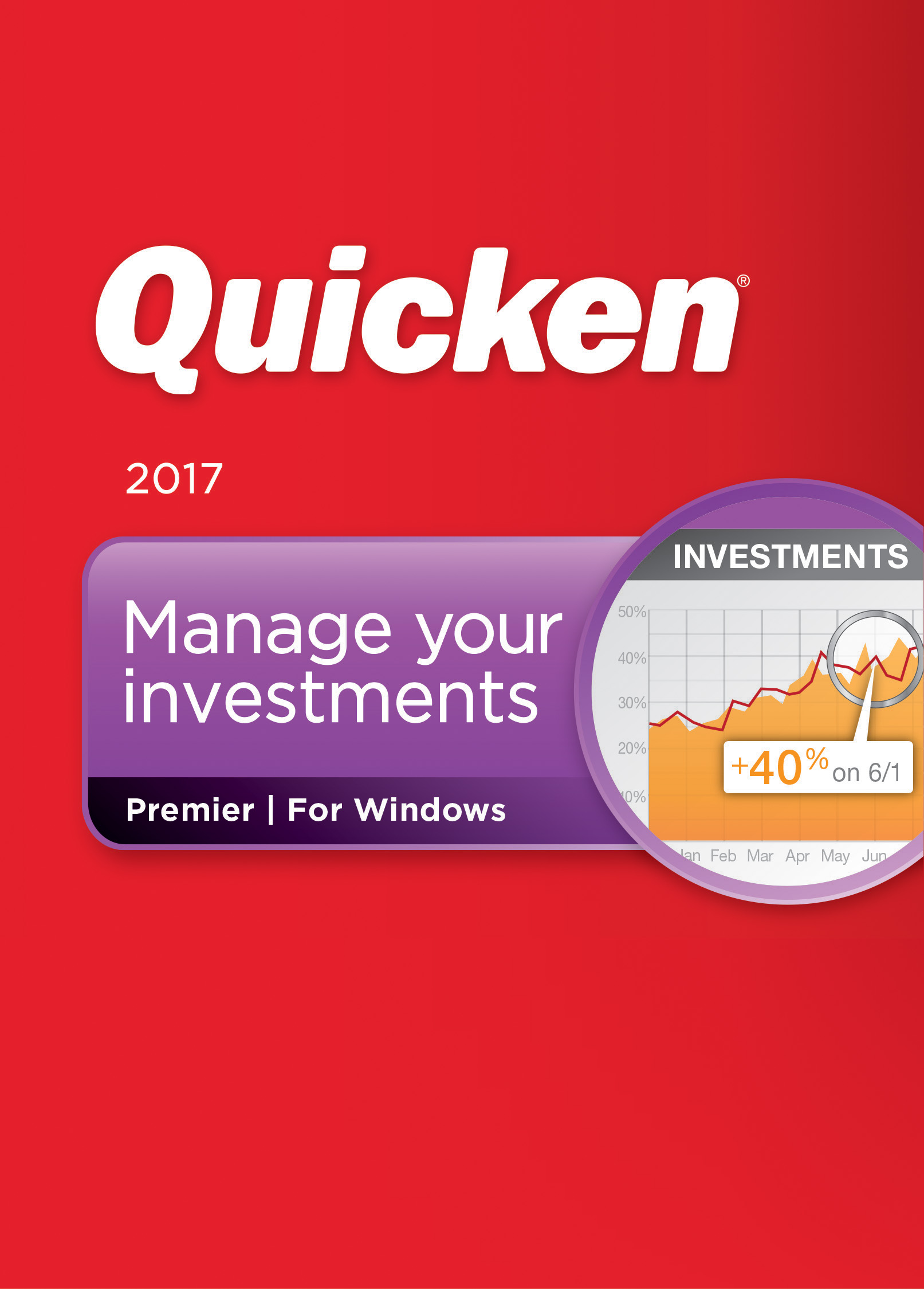 Quicken Premier 2017 Personal Finance & Budgeting Software [Download] (Old  Version)
