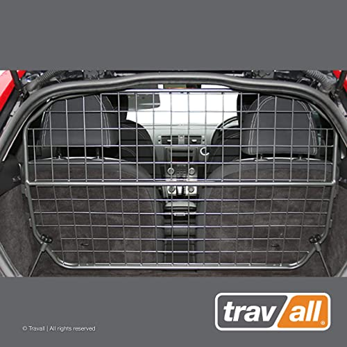 Travall Guard Compatible with Volvo C30 2006-2013 TDG1383 – Rattle-Free Steel Vehicle Specific Pet Barrier
